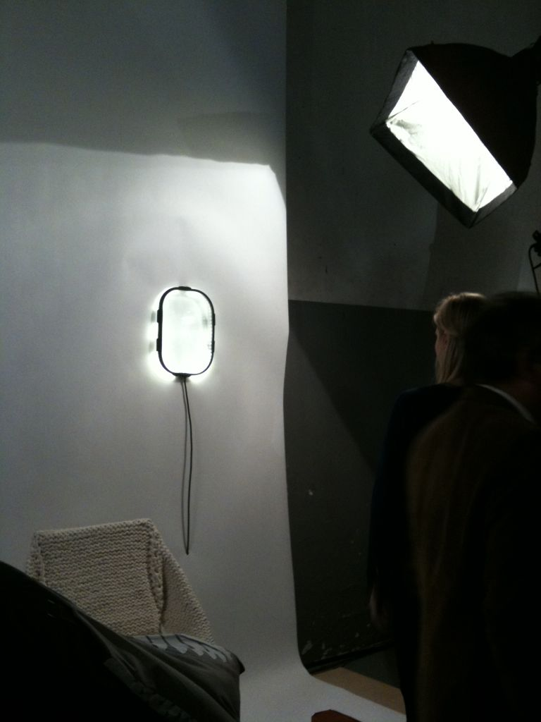 on sale f3ecc 5e16b Lamp exhibition at UP by Droog