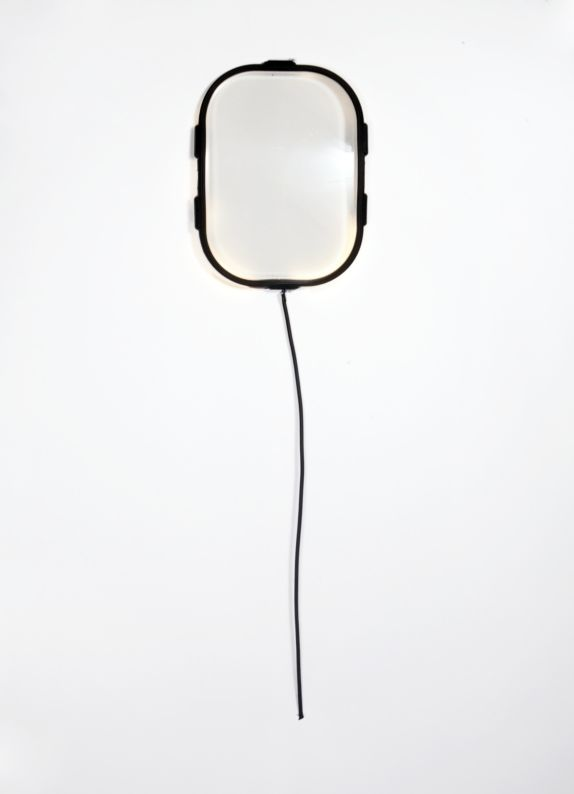 new arrival 663bb 317c1 Lamp for UP by Droog