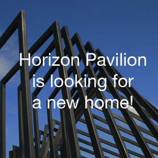 Horizon Pavilion is looking for a new home